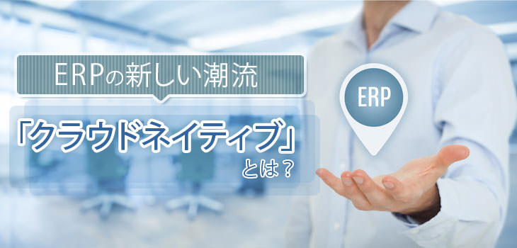ERPのクラウドネイティブとは?わかりやすく解説!