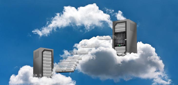 クラウドサーバの基本機能について