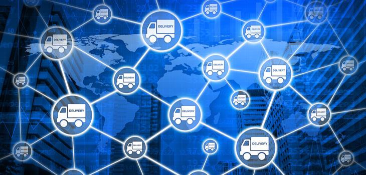 配送管理システムはロボットを管理するようになる!?