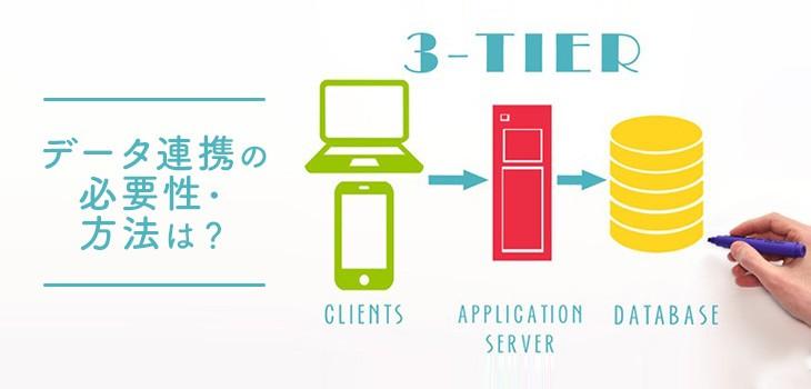 データ連携とは?基盤構築の方法やEAI・ETLツールのメリットも紹介