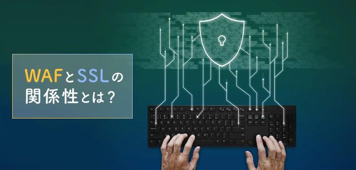 WAFとSSLの関係性とは?証明書の必要性についても解説!
