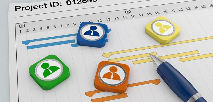 プロジェクト管理に必要な要員管理!4つのプロセスを解説