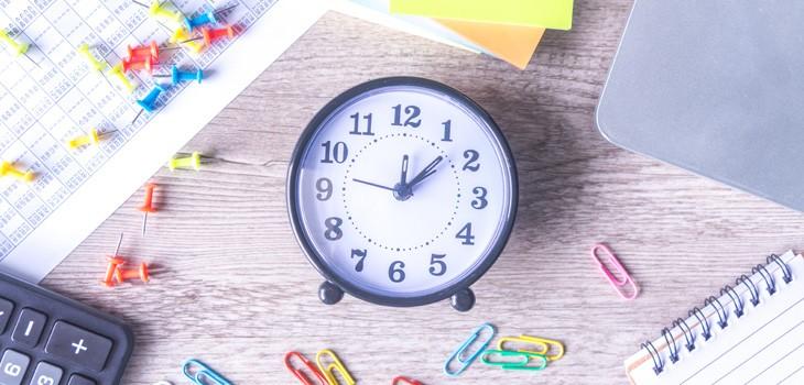 プロジェクト管理における時間管理のコツは?