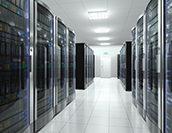 データセンター活用によるコスト削減