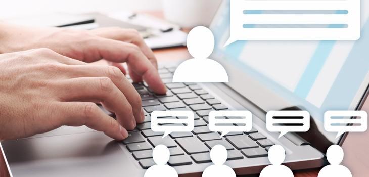 社内SNSとビジネスチャットは何が違うのか?共通点と違いを解説!