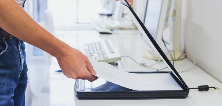 文書電子化を推進!スキャナ保存に関する法律「e-文書法」とは?