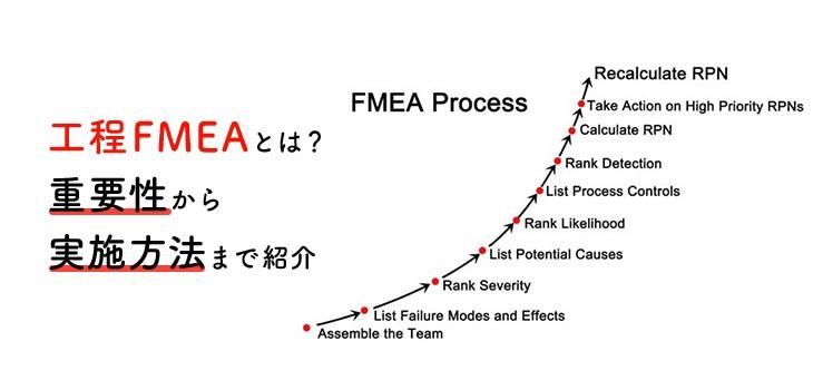 工程管理で使われるFMEAとは?重要性や具体的な実施方法を解説!