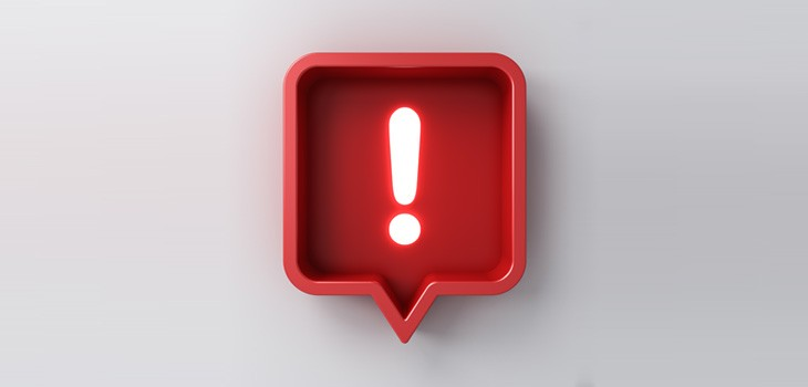 ホスティング(レンタルサーバ)でどんなトラブルが起こりうる?