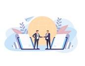 電子契約とは?初心者向けに仕組みや法律、メリットなどを解説!