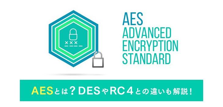 暗号化のaes方式とは ほかの種類との違い 実施方法を解説 Itトレンド