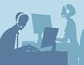 コールセンターで利用する「応答率」とは?数値を上げる方法を解説!