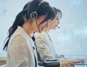 コールセンター業務を効率化するには?事例やポイントを解説!