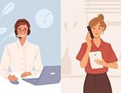 コールセンターにおける「応対品質」とは?測定・改善方法を解説!