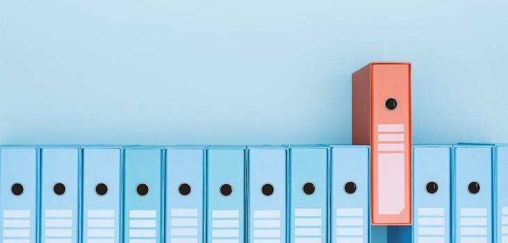 契約書の保管方法を紹介!効率の良い分類やファイリングの仕方も伝授