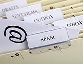 スパムメールへの対策技術とその変遷