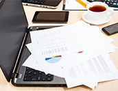 ビジネスデータを可視化「レポーティングツール」