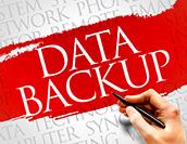 環境や対象から「データバックアップ」ツールを選択