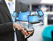 スマートデバイス連携システムで営業を戦略化しよう
