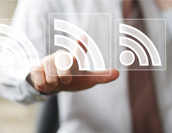 無線LAN導入後に企業担当者が行う設定とは