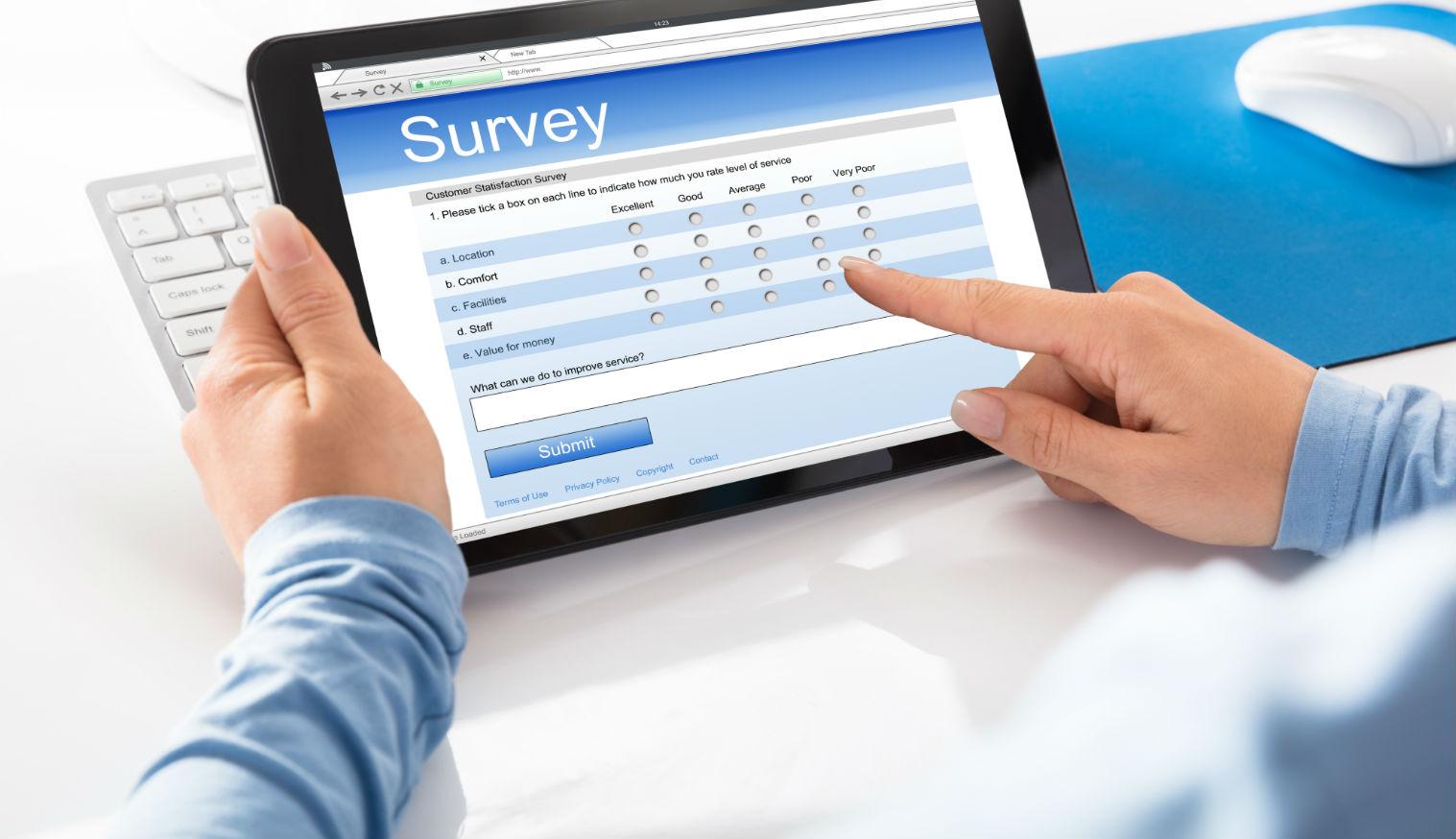 従業員満足度調査(ES調査)