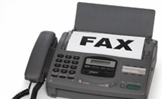 FAX配信
