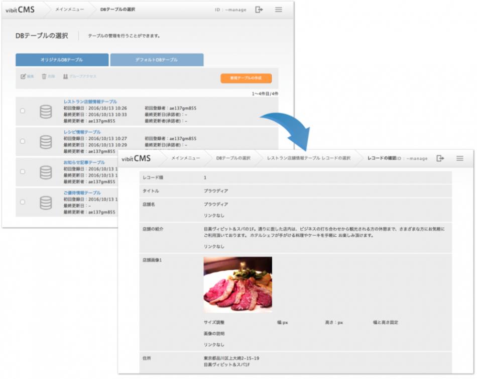 vibit CMS Neo製品詳細1
