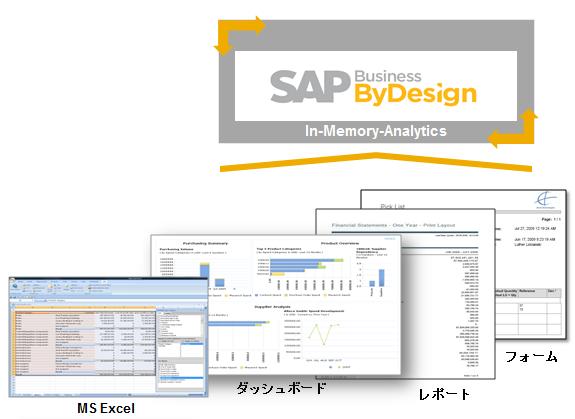 SAP Business ByDesign製品詳細3