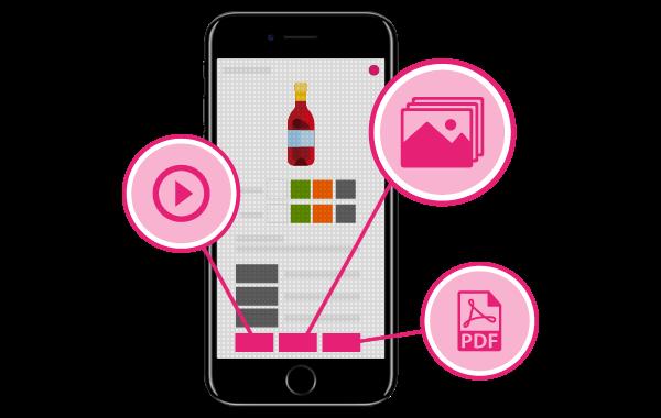 スマートフォン・タブレット受発注システム MOS製品詳細3