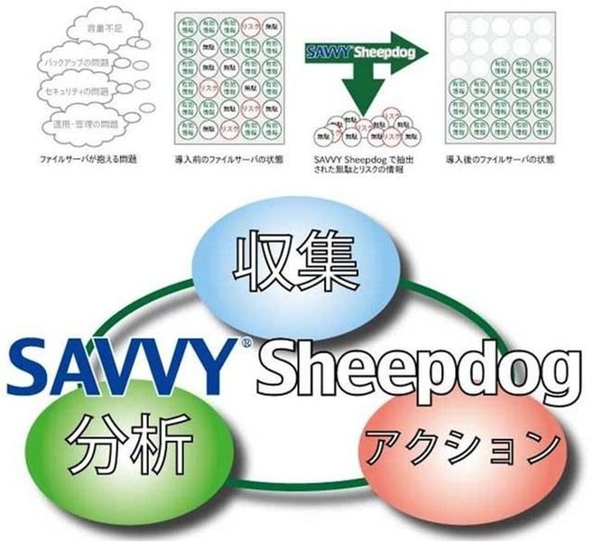 SAVVY Sheepdog製品詳細1
