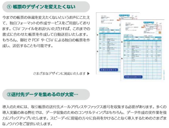 電子帳票ソリューション「ナビエクスプレス」製品詳細3