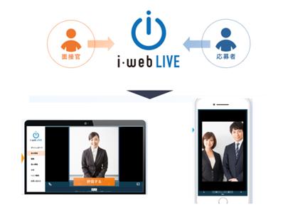 i-web LIVE製品詳細1
