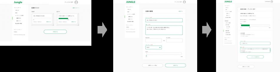 クラウドオンボーディングジャングル製品詳細3