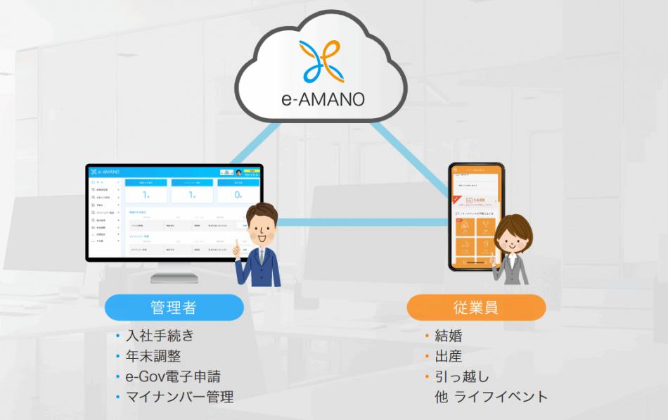 e-AMANO製品詳細1
