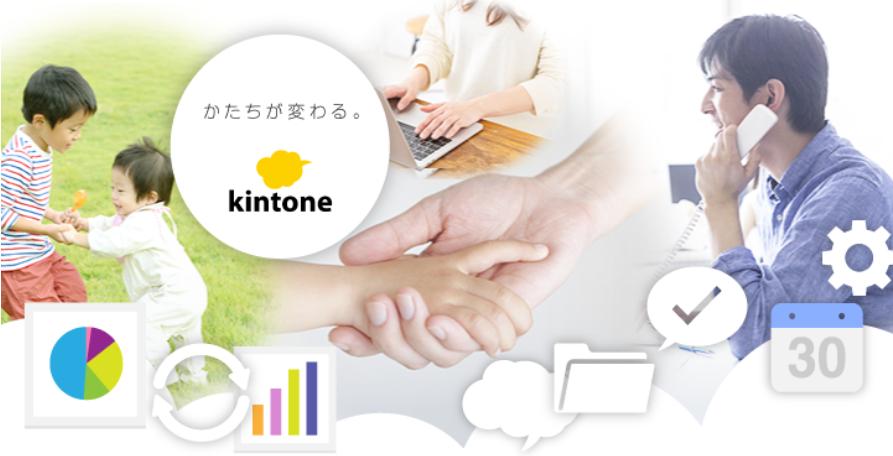 Kintone製品詳細1