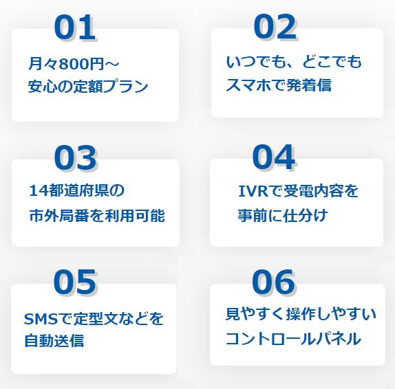 CLOUD PHONE製品詳細2
