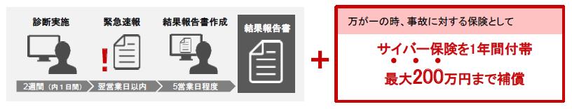 Webアプリケーション脆弱性診断サービス製品詳細2
