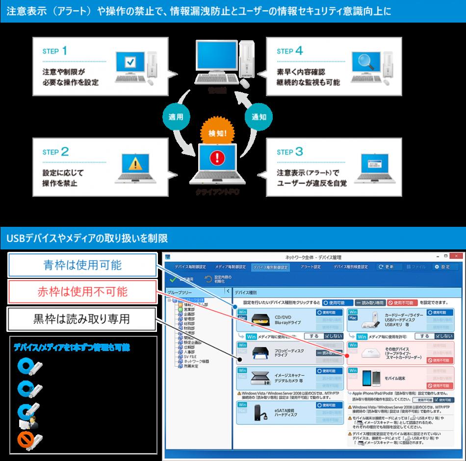 SKYSEA Client View製品詳細3
