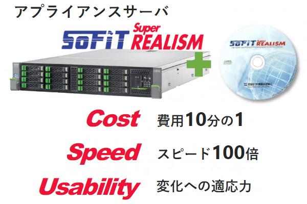 SOFIT Super REALISM製品詳細1