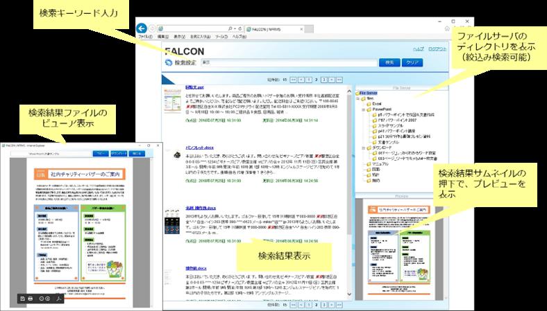FALCON製品詳細2