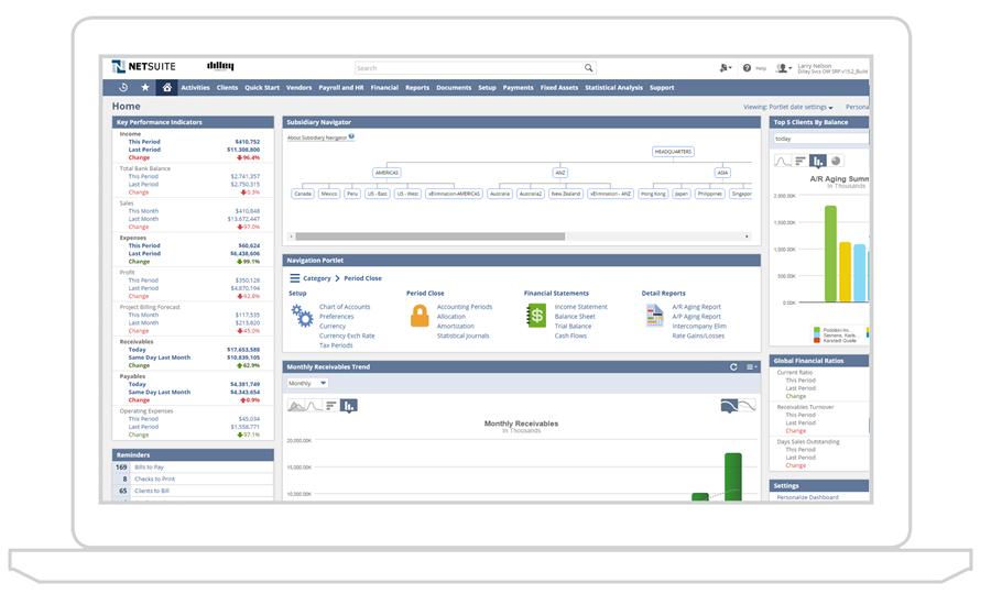 Oracle NetSuite製品詳細3