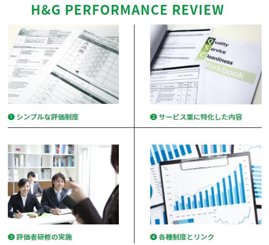 評価制度構築コンサル 製品詳細1