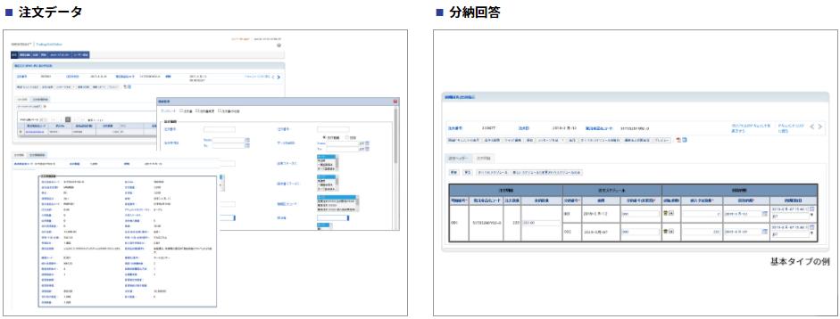 OpenText Active Orders for JEITA(ECALGA)製品詳細2