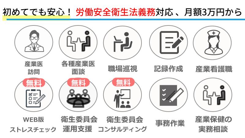 リモート産業保健製品詳細1