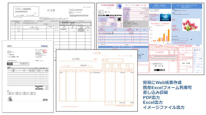 データの可視化とレポート出力 FineReport製品詳細3