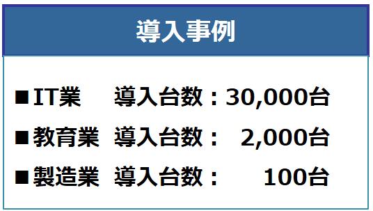 Smart資産管理サービス製品詳細2