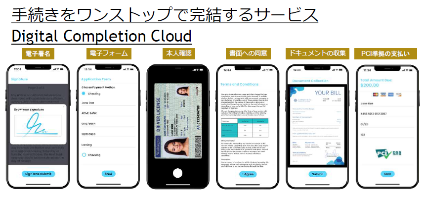 Digital Completion Cloud製品詳細1