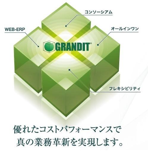 GRANDIT(グランディット)製品詳細1