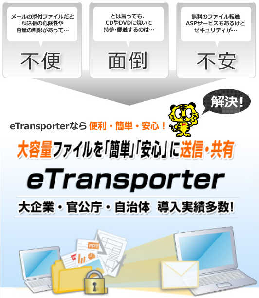eTransporter製品詳細1
