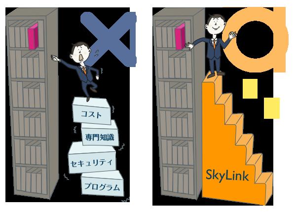 SkyLink製品詳細1