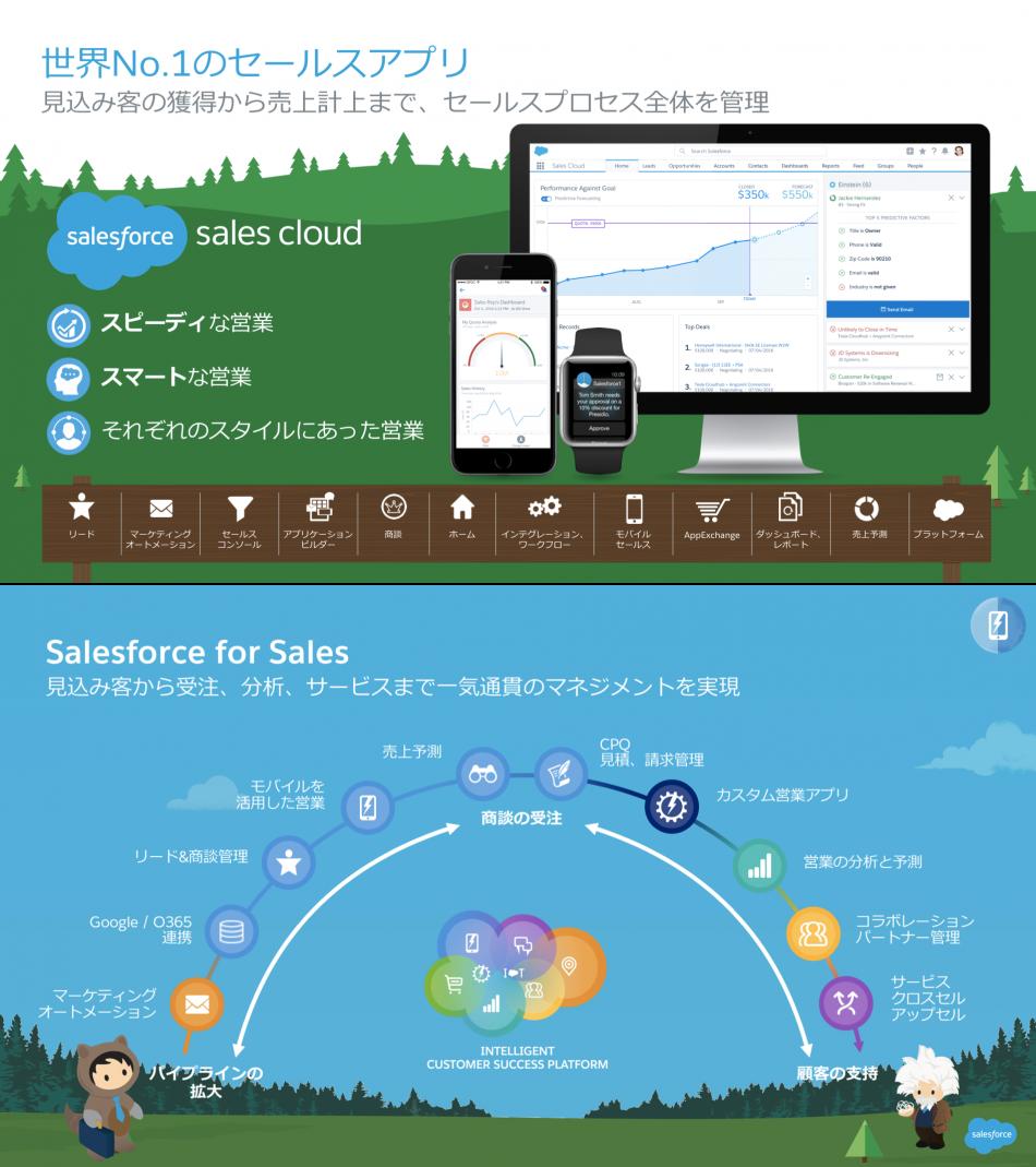 クラウド型顧客管理(CRM)/営業支援システム(SFA) 「Sales Cloud」製品詳細2